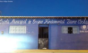 O nome da escola!
