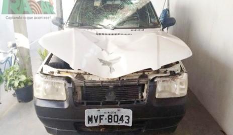 Polícia localiza carro que matou idoso atropelado e identifica motorista