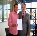 Ex-vereador Kel é o novo diretor da 7º Ciretran (Detran) de Delmiro Gouveia