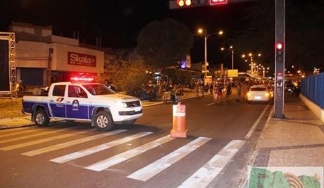 Último dia de Carnaval em Delmiro Gouveia é marcado pela desorganização no trânsito