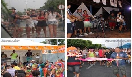"""Mesmo sem apoio da prefeitura, Delmirenses dizem """"sim"""" ao Carnaval 2015"""