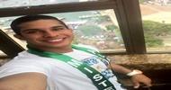 Delmirense é vice-campeão no Mister Eco 2015 realizado em Salvador e disputará campeonato internacional