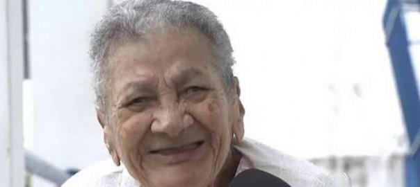 Baiana de 120 anos é considerada a pessoa mais velha do mundo