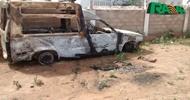 Ambulância do município de Pariconha pega fogo enquanto transportava paciente