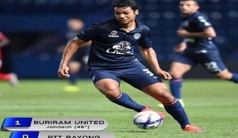"""Jandson dos Santos: """"Comecei o futebol em Delmiro Gouveia, e hoje estou na Tailândia"""""""
