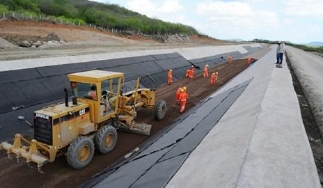 Operação Lava Jato pode paralisar obras do Canal do Sertão em Alagoas