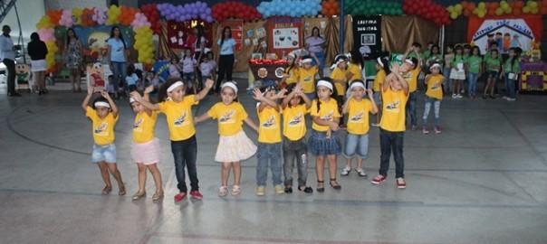 Escola Sossego da Mamãe realiza primeiro Festival da Literatura em Delmiro Gouveia (Fotos)