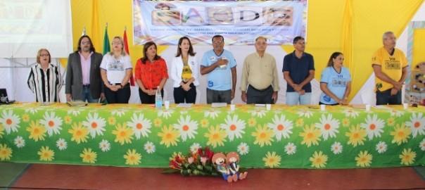 Realizada em Delmiro Gouveia VII Conferência municipal de saúde
