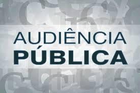 EDITAL: Audiência Pública da Saúde