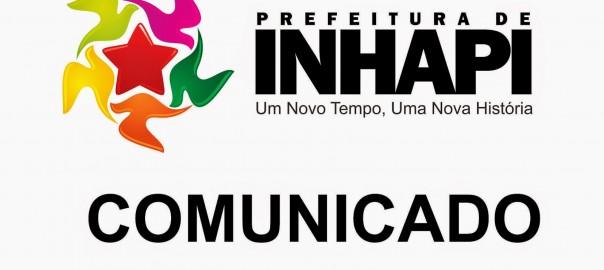 A Prefeitura Municipal de Inhapi lança nota esclarecendo a real situação da locação do imóvel onde funciona a agência do Banco do Brasil no Município.