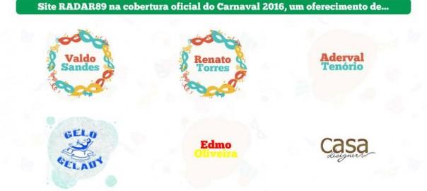 RADAR 89 realizará cobertura total do carnaval 2016 em Delmiro Gouveia e Região