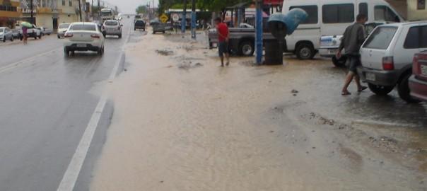 Novo relatório do SEMARH aponta Delmiro Gouveia com maior índice de chuvas no sertão
