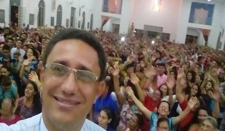 Última missa de Padre Aparecido em Delmiro Gouveia será realizada no dia 1ª de Julho