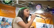 Jovem delmirense está entre as finalista em concurso de música gospel em Maceió