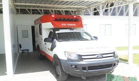 Atendimentos do SAMU em Delmiro Gouveia estão paralisados por falta de viatura