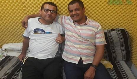 Rádios Delmiro e Radar 89 lançam campanha para ajudar radialista Diublan Alves