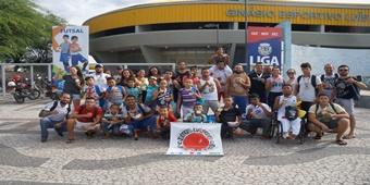 Crianças de projeto social de Delmiro são vencedores em campeonato de Jiu-jitsu na BA