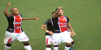 Thiago Alagoano marca gol e Joinville vence na estreia do Catarinense