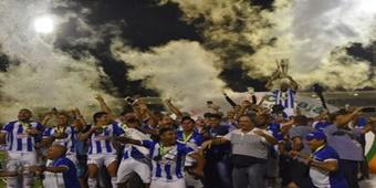 CSA tira vantagem, bate o CRB e conquista o Campeonato Alagoano após 10 anos