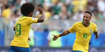 Copa do Mundo: Brasil enfrentará a Bélgica na sexta-feira (6)
