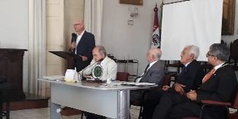 Professor Edvaldo Nascimento toma posse no Instituto Histórico e Geográfico de Alagoas (IHGAL)