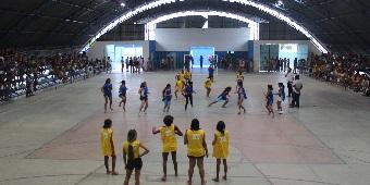 Escola Estadual Delmiro Gouveia realiza jogos internos e gincana cultural