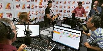 Com excelentes índices de audiência a Rádio Angiquinho encerra mês de novembro em 1º lugar, segundo pesquisa