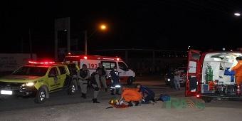 Jovem fica ferido após confusão no Bairro Pedra Velha, em Delmiro Gouveia