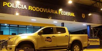 PRF prende suspeito de receptação e uso de documento falso em Canapi, AL