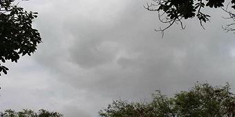 Chuvas no final de semana podem gerar acumulado de 50 milímetros