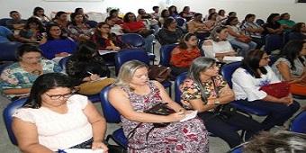 Secretaria de Educação promove encontro de Formação Continuada para servidores da rede municipal de ensino