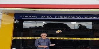 Empresário do Ramo funerário cobra dívida de 75 mil reais da Prefeitura de Delmiro Gouveia