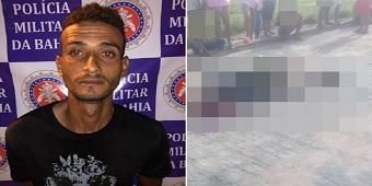 Paulo Afonso: homem é morto e tem corpo queimado 24h após ser liberado em audiência de custódia