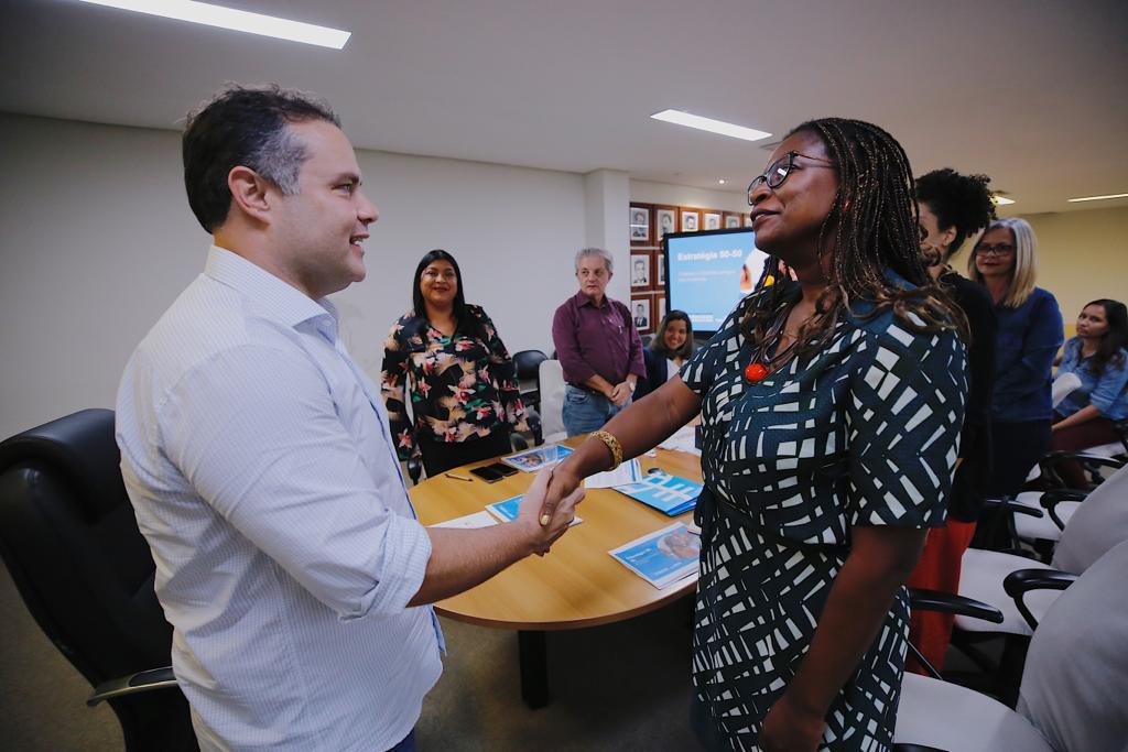 Alagoas vai contar com o Programa 50/50 de Igualdade de Gênero da ONU