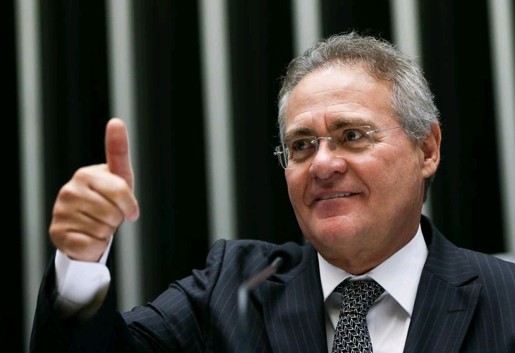 Justiça condena PSOL a indenizar Renan Calheiros em R$ 10 mil