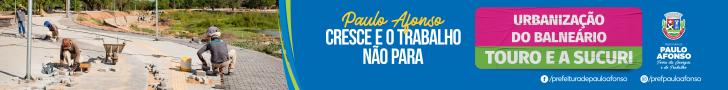 Banner Institucional Paulo Afonso