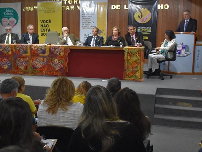 Projeto Cidadão: Ministério Público reforça compromisso com a pessoa idosa