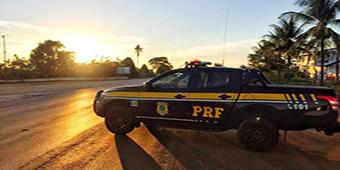 PRF registra queda de 21% em acidentes graves durante o feriado