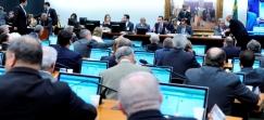 Após 12 horas de reunião, CCJ encerra discussão sobre prisão em segunda instância