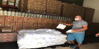 Alagoas recebe doação de mais de 385 mil itens de proteção individual