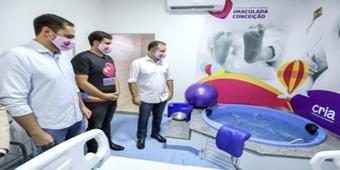 Interior de AL terá 26 maternidades com foco na assistência humanizada ao parto