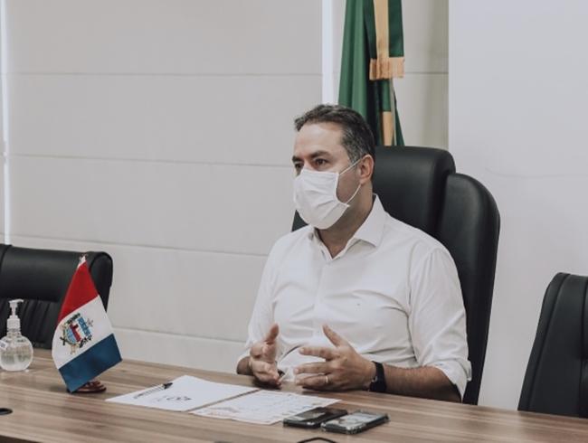 Nas redes sociais, Renan Filho anuncia concurso público para 2021