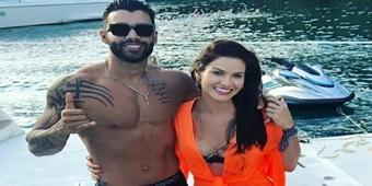Gusttavo Lima confirma reconciliação com Andressa Suita