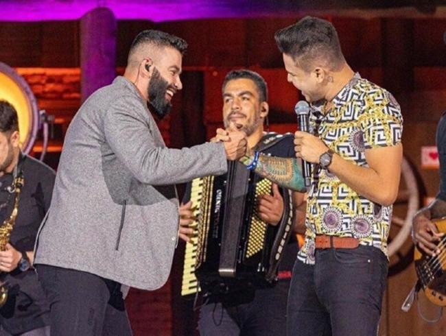 Depois de Rita, Tierry aposta em parceria com Gusttavo Lima em 'Acertou na Mosca'