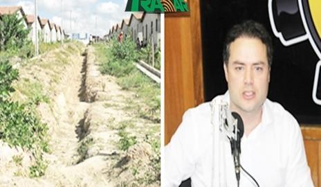 Governador Renan Filho defende invasão das 369 casas e diz que irá entregá-las este ano