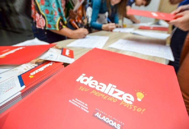 Programa Idealize estimula potencial empreendedor entre alagoanos; inscreva-se