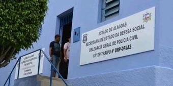 Homem é preso acusado de estuprar adolescente com deficiência mental em Alagoas