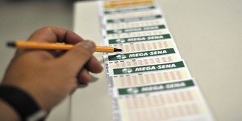 Mega-Sena: sem acertadores, prêmio acumula em R$ 10 milhões
