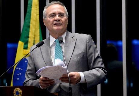 """Pela 24ª vez, Renan é um dos """"Cabeças do Congresso"""""""