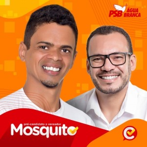 Mosquito Muzenza confirma pré-candidatura a vereador e apoia Cargilson a prefeito pelo PSB